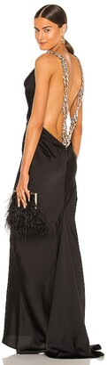 Bronx and Banco Vivien Noir Gown