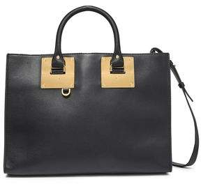 Sophie Hulme Albion East West Matte-leather Tote