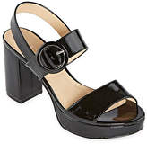Cl By Laundry CL by Laundry Womens Gwenn Pumps Round Toe Block Heel