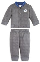 Absorba Infant Boys' Box Quilted Jacket & Pants Set - Sizes 0-9 Months