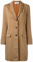 Barena buttoned midi coat
