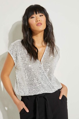Ardene A.C.W. Sequin Top