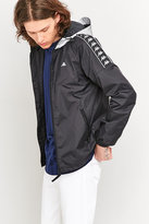 Kappa Stirling Black Reflective Jacket