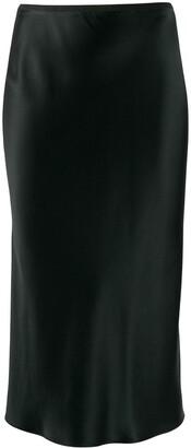 Joseph Slim-Fit Midi Skirt