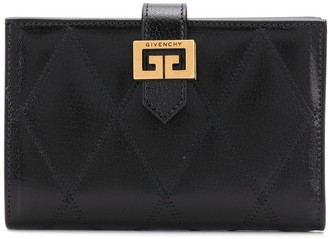 Givenchy GV3 quilted-effect wallet