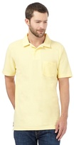Maine New England Yellow Revere Collar Shirt