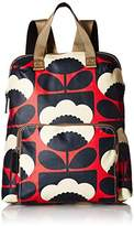 Orla Kiely Women's Tote Backpack