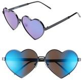 Wildfox Couture Women's 'Lolita Deluxe' 59Mm Sunglasses - Black