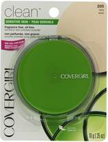 Cover Girl Clean Sensitive Skin Pressed Powder Ivory Neutral 205, 10g