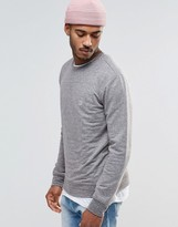 Le Breve Crew Neck Sweater