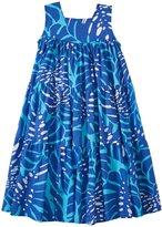 Masala Island Love Gypsy Dress (Toddler/Kid) - Navy-3 Years