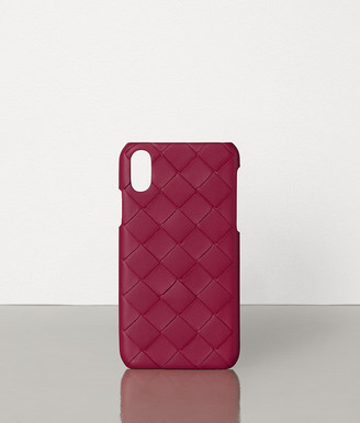 Bottega Veneta IPHONE X/XS CASE IN MAXI INTRECCIO