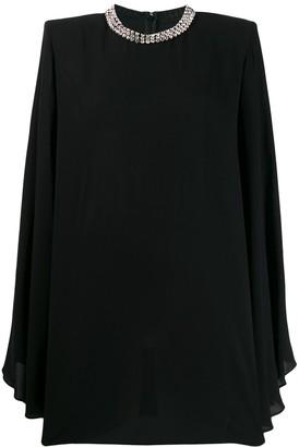 Stella McCartney Shaniya crystal-embellished dress