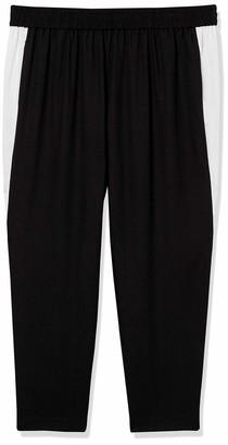 Rachel Roy Women's Plus Size Inset Track Pant