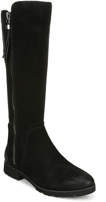 Naturalizer Leather Mid-Shaft Boots - Gael