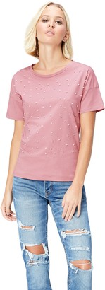 Find. Amazon Brand Women's Crew Neck T-Shirt