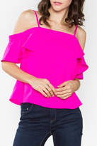 Sugar Lips Sugarlips Off Shoulder Top