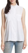 Equipment Women's Alma Silk Sleeveless Blouse
