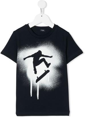 Il Gufo graphic print crewneck T-shirt
