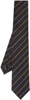 Ermenegildo Zegna Degrade Stripe Tie