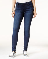 Celebrity Pink Juniors' Curvy Dawson Infinite Stretch Super-Skinny Jeans