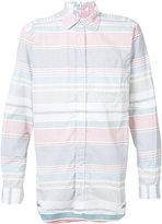 Engineered Garments striped shirt
