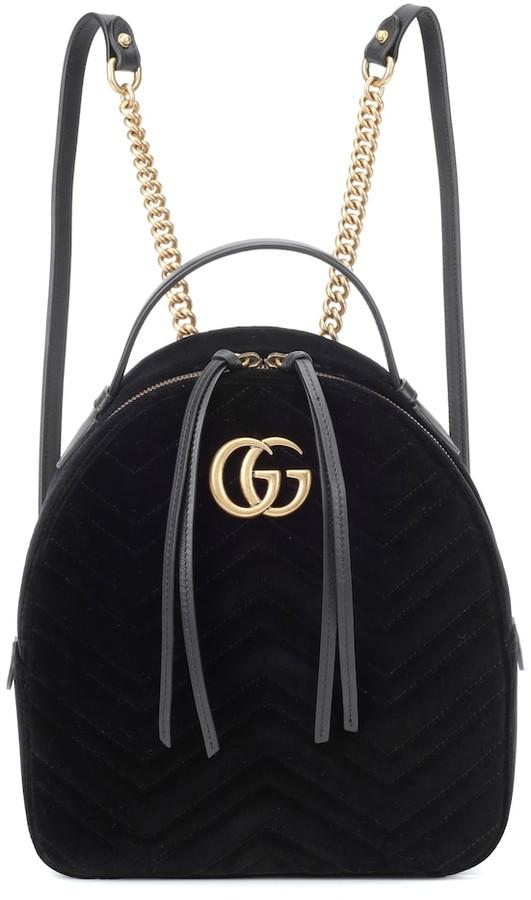 8e540b4de5e5 Gucci Black Women's Backpacks - ShopStyle