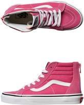 Vans Sk8-hi Zip Girls Shoe Pink