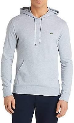 Lacoste Men's Cotton Pullover Hoodie