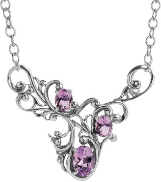 Carolyn Pollack Sterling Harmony Necklace