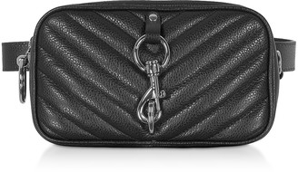 Rebecca Minkoff Pebbled Leather Camera Belt Bag