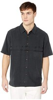 Quiksilver Waterman Tahiti Palms 4 (Black) Men's Clothing
