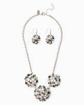 Charming charlie Stand Out Necklace Set