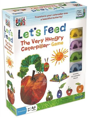 University Games Very Hungry Caterpillar Feed the Caterpillar Game