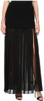 Vera Wang Tiered Pleated Skirt Women's Skirt