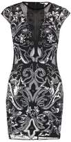 Miss Selfridge OLIVIA BODYCON Cocktail dress / Party dress black