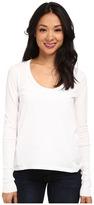Alternative Scoop Neck T-Shirt Long Sleeve