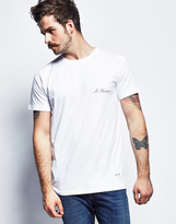 A Question Of Mr Handsome Crew Neck T-Shirt