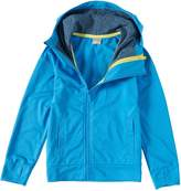 Bench Boys Double Zip Tricot Hoody