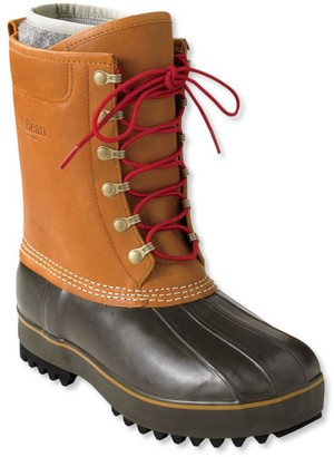 L.L. Bean Men's Maine Pac Boots