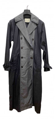 Mulberry Navy Denim - Jeans Trench coats
