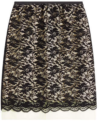 Marc Jacobs Lace Skirt