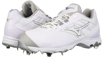 Mizuno 9-Spike Advanced Sweep 4 (White) Women's Shoes