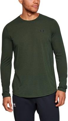 Under Armour Men's UA Tech Ultimate Jacquard Long Sleeve