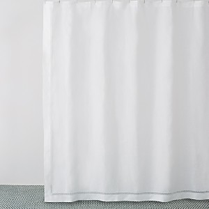 Home Treasures Linea Linen Shower Curtain