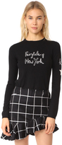 Bella Freud Fairytale of New York Jumper