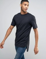 Jack and Jones Core T-Shirt With Seam Detail