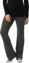 Motherhood Under Belly French Terry Classic Maternity Active Pant