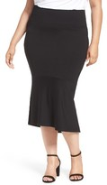 Melissa McCarthy Plus Size Women's Mermaid Skirt