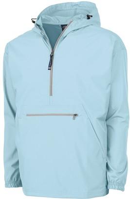 Charles River Apparel unisex adult Pack-n-go & Water-resistant Pullover (Reg/Ext Sizes) Windbreaker Jacket